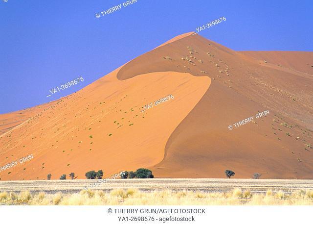 Namibia, Namib-Naukluft National park, Sesriem