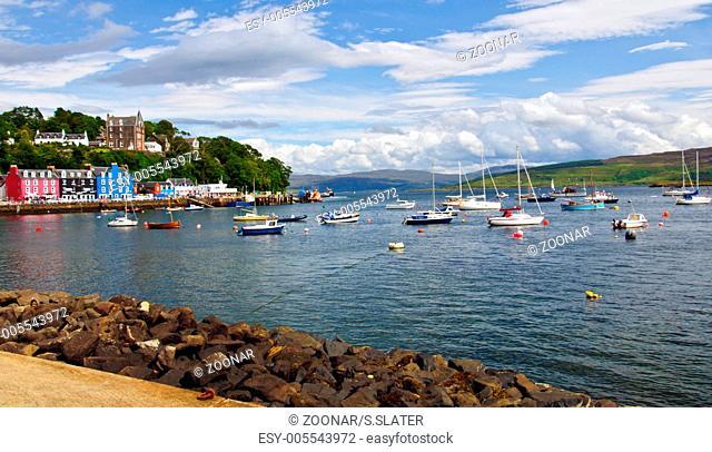 Scotland - Isle of Mull - Tobermory