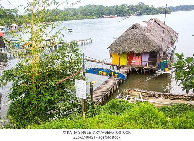 Bastimentos Island, Bocas del Toro, Panama