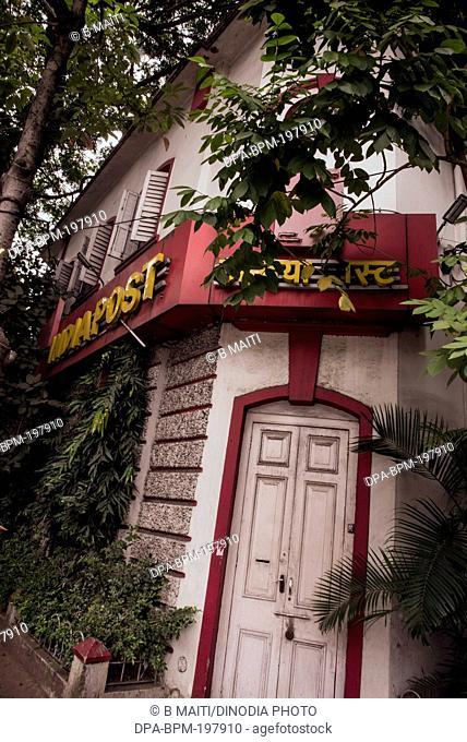 Post office, kolkata, west bengal, india, asia