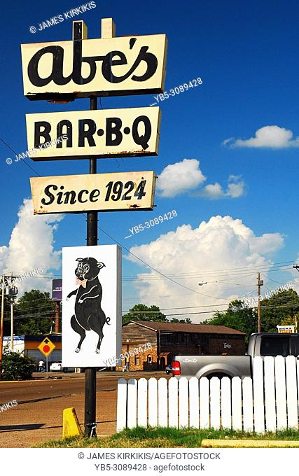 Abe's BBQ has been feeding the hungry residents of Clarksdale, Mississippi since 1924