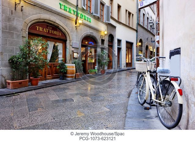 Trattoria and Bicycle