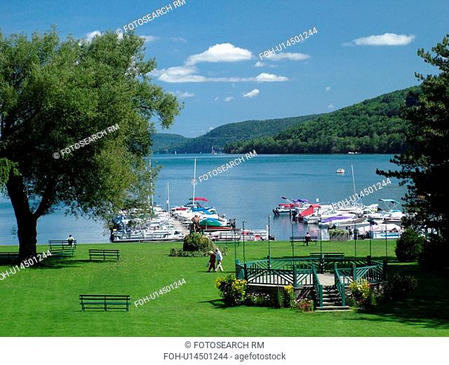 Cooperstown, NY, New York, Otsego Lake