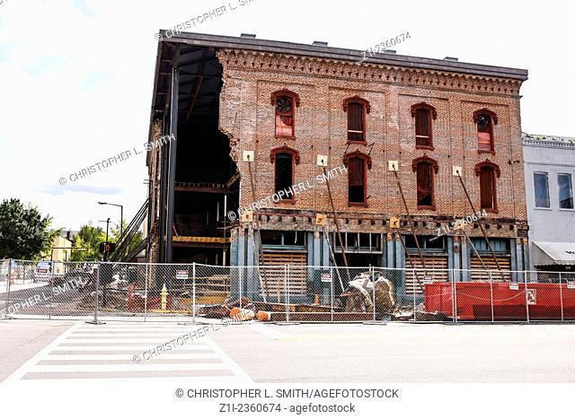 Urban regeneration in Montgomery Alabama