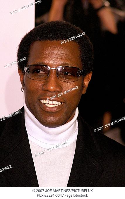 The Great Debaters (Premiere) Wesley Snipes 12-11-2007 / Cinerama Dome / Hollywood, CA / MGM / Photo by Joe Martinez