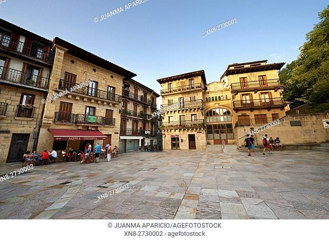 Lezo, Guipuzkoa, Basque Country, Euskadi, Euskal Herria, Spain, Europe