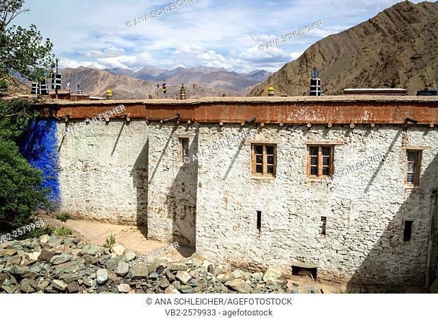 Hemis gompa. Indus valley, Ladakh (india)
