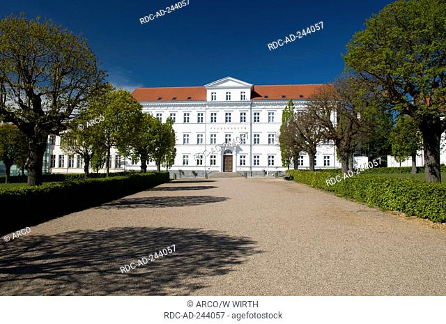 IT College Putbus Isle of Rugen Mecklenburg-Western Pomerania Germany Rügen