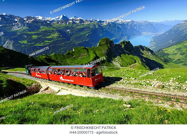 View to Bernese Oberland