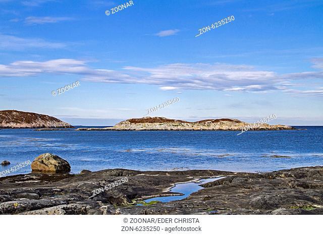 Norwegische Atlantikküste zwischen Afjord und Namsos