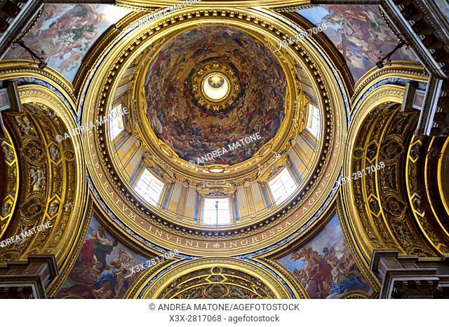 Church Santâ. . Agnese in Agone. Rome, Italy
