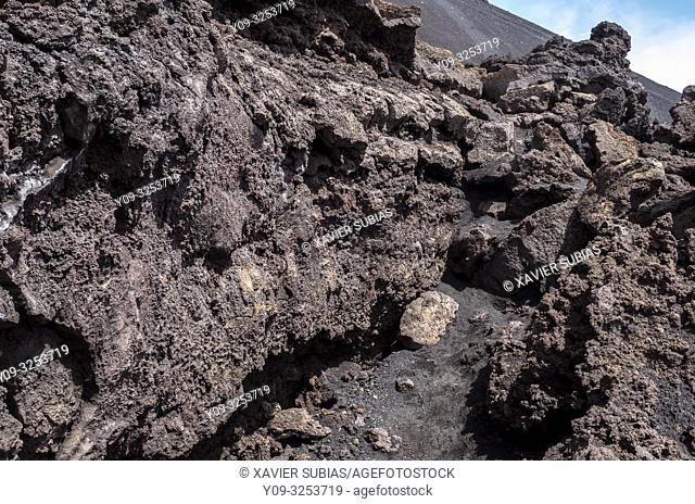 Mount Etna, Catania, Sicily, Italy