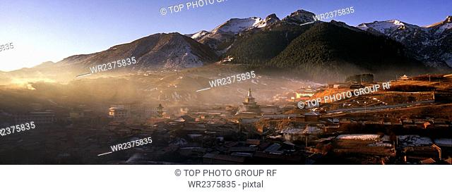 Ruoergai County Sichuan Province