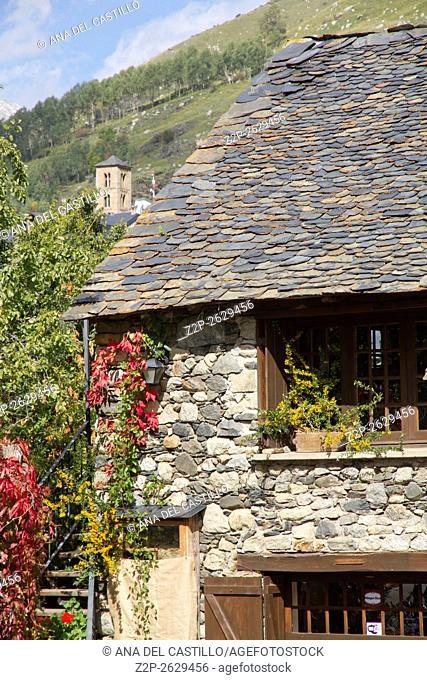 Taull village, Catalonia, Spain
