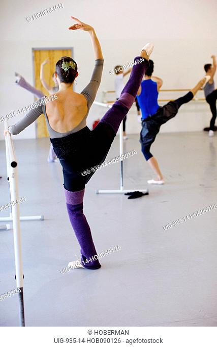 Miami City Ballet School
