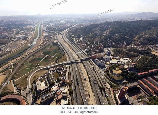 Highway  Barcelona, Spain