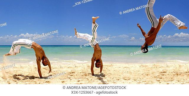 Capoeira artwork