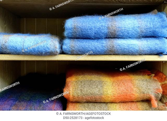 KILKENNY IRELAND irish knits in tourist shop