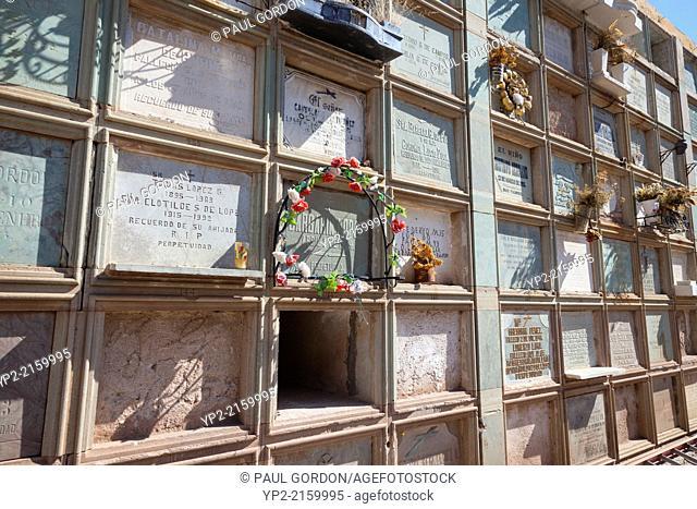 Santa Paula Municipal Pantheon (cemetery) - Guanajuato, Guanajuato, Mexico