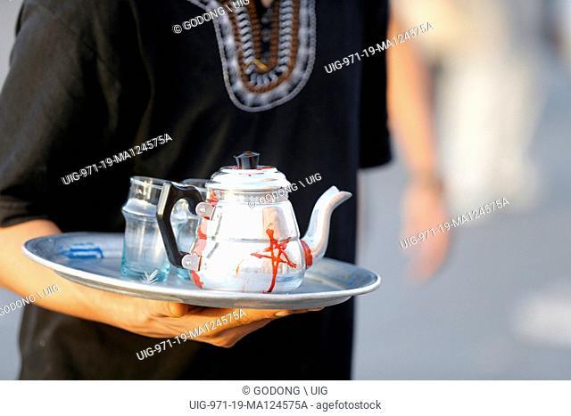 Place Jemaa El Fna (Djemaa El Fna), Tea