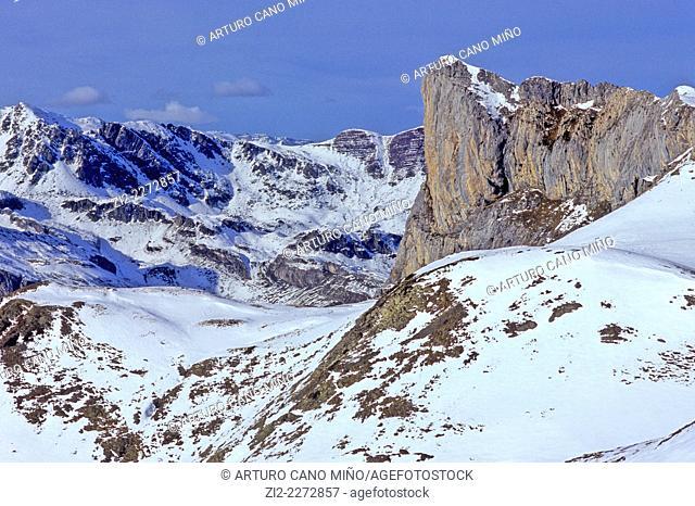 Valley of Tena, Aragonese Pyrenees, Huesca, Spain