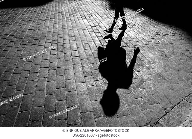 Pedestrians, Valencia, Spain