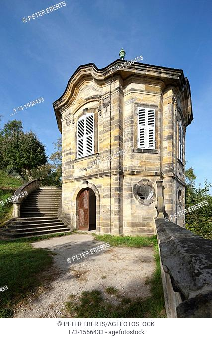 St  Michael-Pavillon-Bamberg