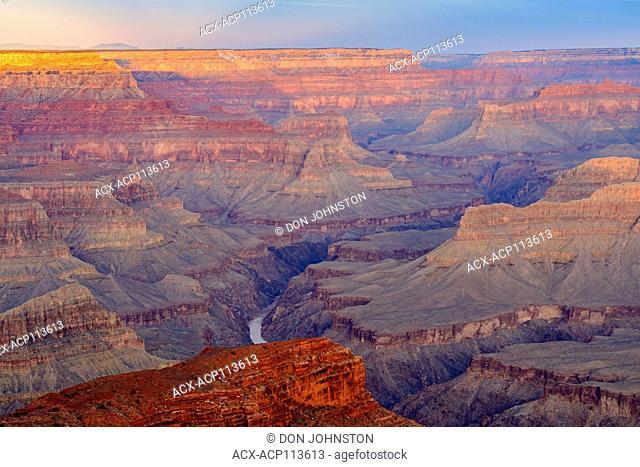 Colorado River, Grand Canyon National Park, Arizona, USA