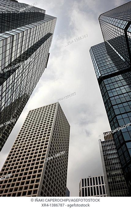 Skyscraper, Hong Kong Island, Hong Kong, China