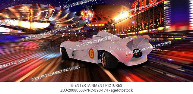 RELEASE DATE: May 03, 2008. MOVIE TITLE: Speed Racer. STUDIO: Silver Pictures. PLOT: The story begins with Speed Racer who is a young man with natural racing...