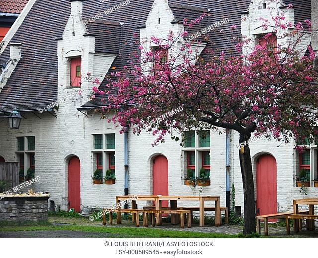 museum of folklore,gand,belgium