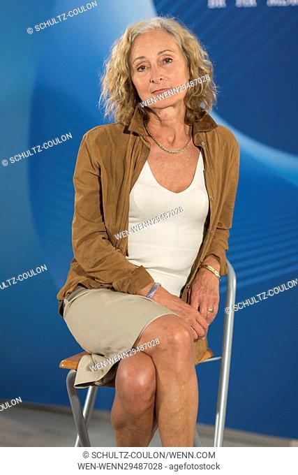 """Celebrities attending the ARD theme week """"""""Zukunft der Arbeit"""""""" at Lichtwerk Featuring: Eleonore Weissgerber Where: Hamburg"""