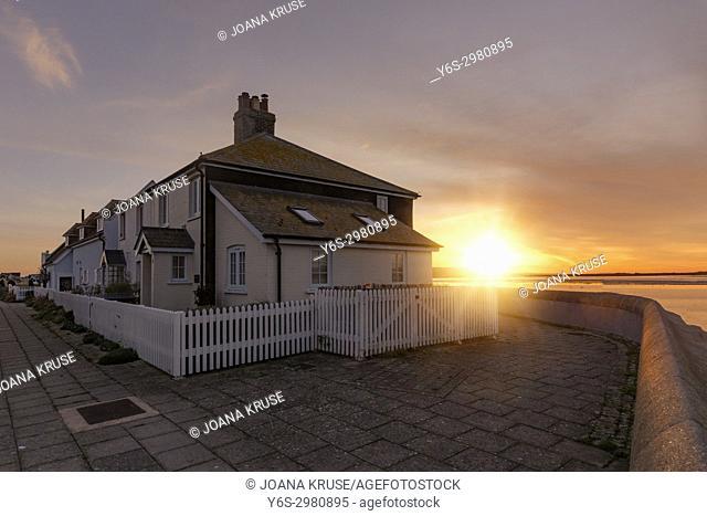 Mudeford, Christchurch, Dorset, England, UK