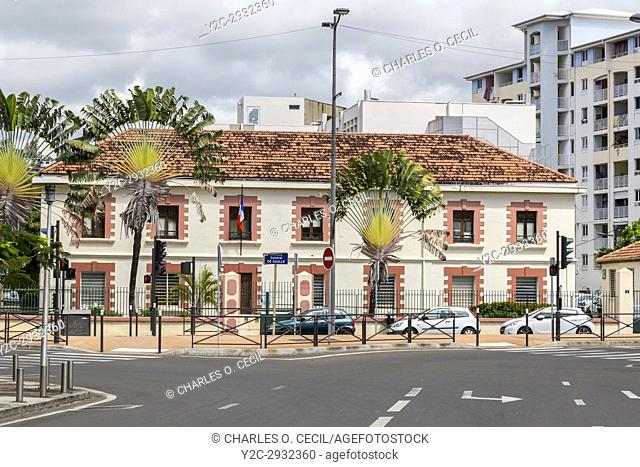 Fort-de-France, Martinique. Department of Food, Agriculture, and Forests