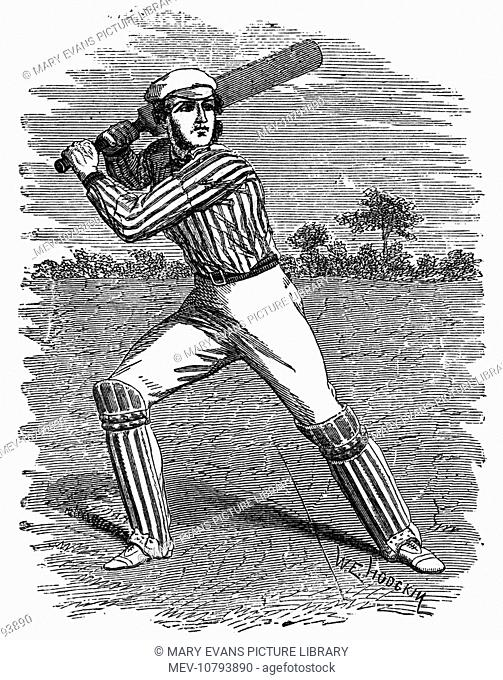 A batsman is shown performing the cut shot where he swings at the ball as if he was cutting it