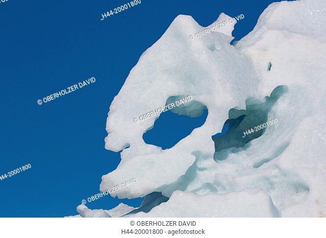 Spitsbergen, ice