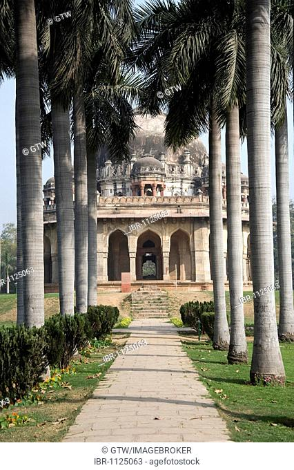 Muhammad Shad Tomb, Lodi Gardens, Delhi, India