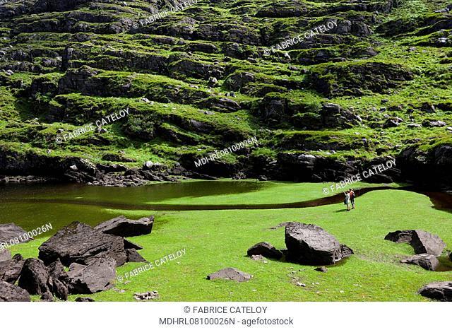 Irlande - Kerry - Killarney - Gap of Dunloe