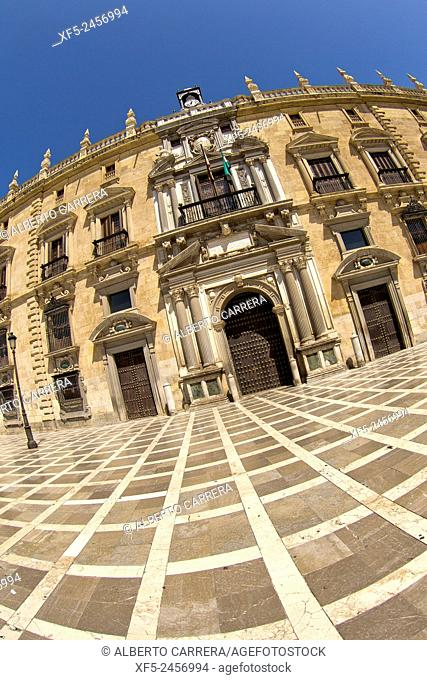 City Hall, Granada, Andalucía, Spain, Europe