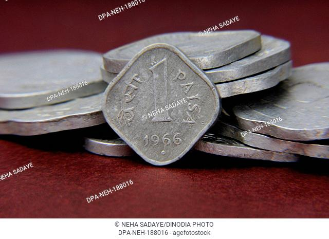 concept of Old Indian coins
