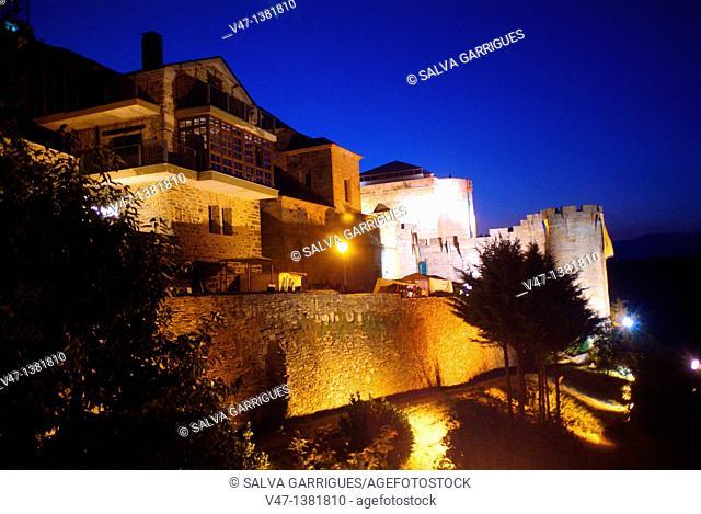 Castle of Puebla, Puebla De Sanabria, Zamora, Castilla Y Leon, Spain