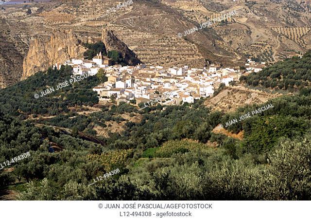 Castril. Granada province, Andalusia, Spain