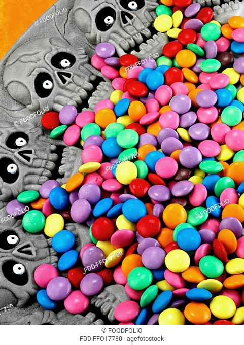 Halloween Candy Sweets - Non Exclusive