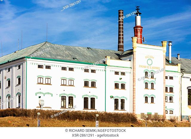 brewery of Nova Paka, Czech Republic
