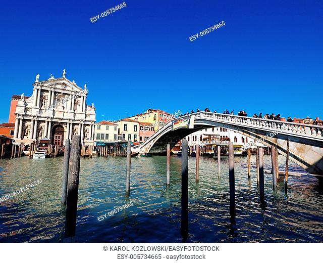 Venice, city of love, canals and beautiful architecture