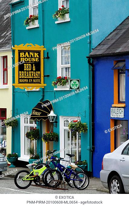 Bed and Breakfast, Ring Of Kerry, County Kerry, Republic of Ireland