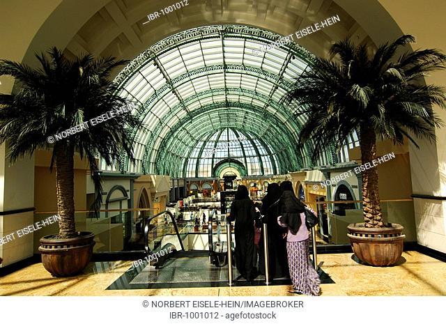 Mall of the Emirates, shopping center in Dubai, United Arab Emirates, UAE, Middle East