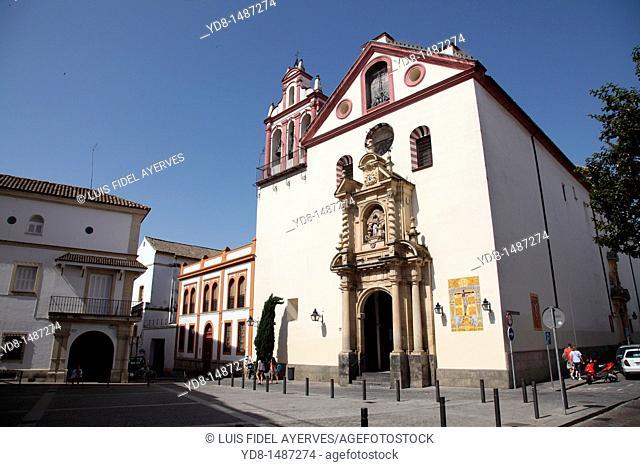 Iglesia de la Santisima Trinidad de Cordoba, Andalusia, Spain