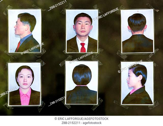 Hairstyle Rule In The Agriculture University, Hamhung, North Korea