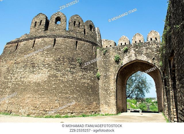 Rohtas Fort , Qila Rohtas , Sohail Gate , Jhelum Punjab Pakistan